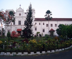 Rachol Seminary, Goa, India