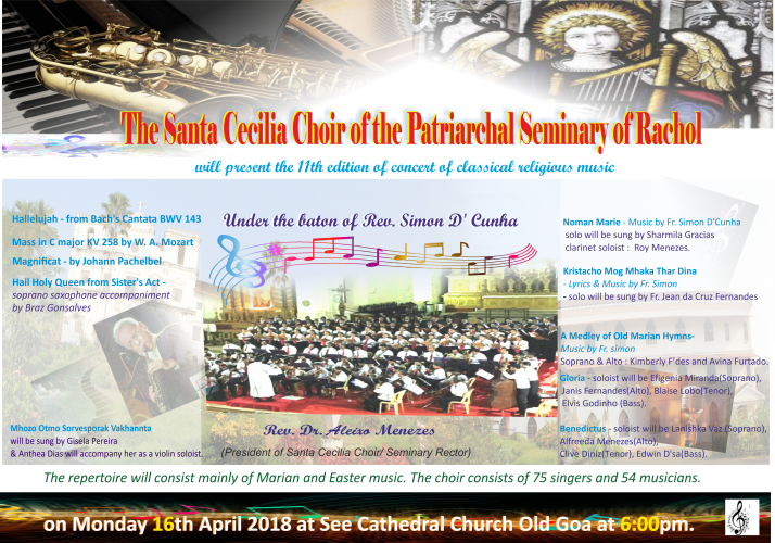 Concert of Classical Religious Music